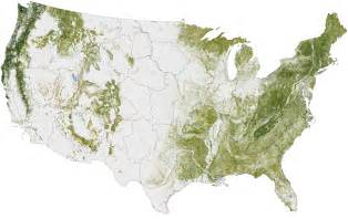 nasa s maps of us trees will be a quot before quot picture for
