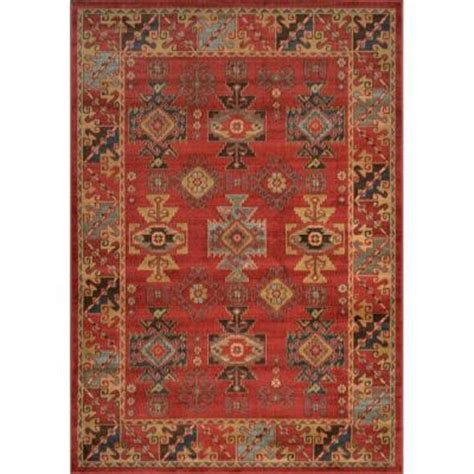 home decorator collection rugs home decorators collection classic red 23 6 in x 39 3 in