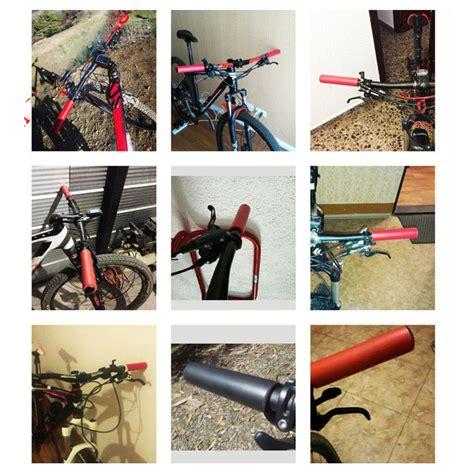Handgrip Sepeda Sporty Bahan Silikon handgrip sepeda sporty bahan silikon black jakartanotebook