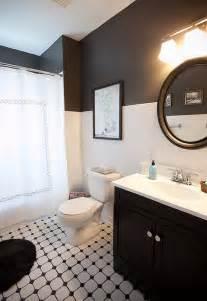 badezimmer schwarz weiss black and white bathrooms design ideas decor and accessories