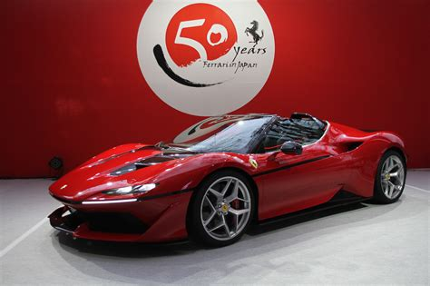 ferrari j50 black ferrari j50 images specifications and details