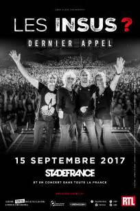 Rock And Roll Decorations Les Insus De Retour 224 Tours En 2017