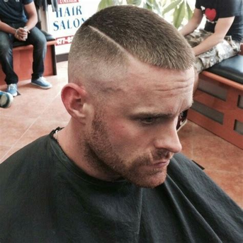 hard part hair style for man short haircuts with hard parts haircuts models ideas
