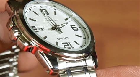 Jam Tangan Casio Mtp 1314d 1av review casio mtp 1314d 7av jam stainless steel dengan