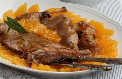 come si cucina l anatra all arancia ricette con anatra agrodolce