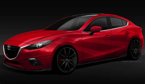 mazda car line mazda reveals four car sema line up photos 1 of 4