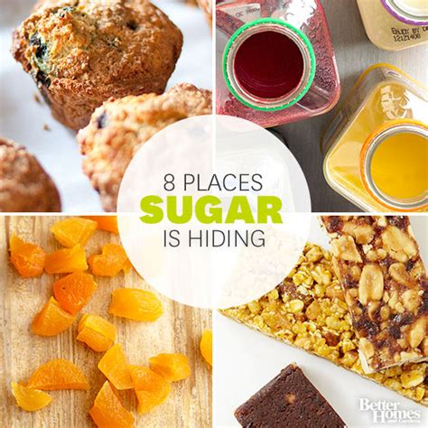 Health Food Shockers by Sugar Shockers Quot Healthy Quot Foods High In Sugar