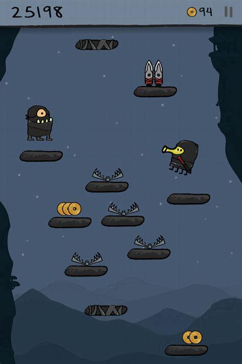 doodle jump monsters doodle jump screenshots monstervine