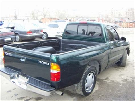 all car manuals free 1999 toyota tacoma electronic throttle control 1999 toyota tacoma for sale 2400cc gasoline fr or rr automatic for sale