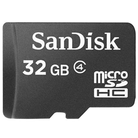 Microsd 32gb Price buy sandisk 32gb class 4 microsd at best price in india on naaptol