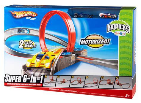 wheels monster truck race track wheels super 6 in 1 track shop wheels cars
