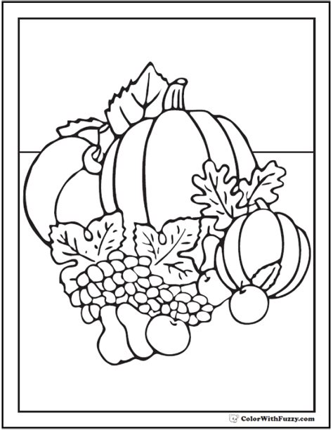 apple harvest coloring pages 68 thanksgiving coloring page customizable pdfs