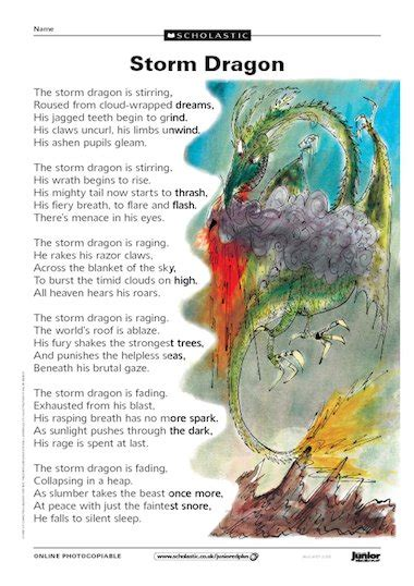 new year poems about dragons search results for ks2 calendar 2015