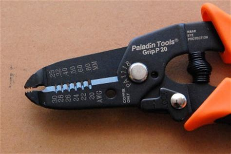 small wire strippers terminating small wires photo gallery by compass marine