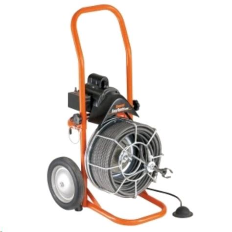 Motorized Plumbing Snake by 75 Foot Electric Sewer Snake Rentals Ta Fl Where To