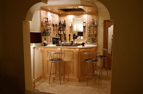 home bars shannon design
