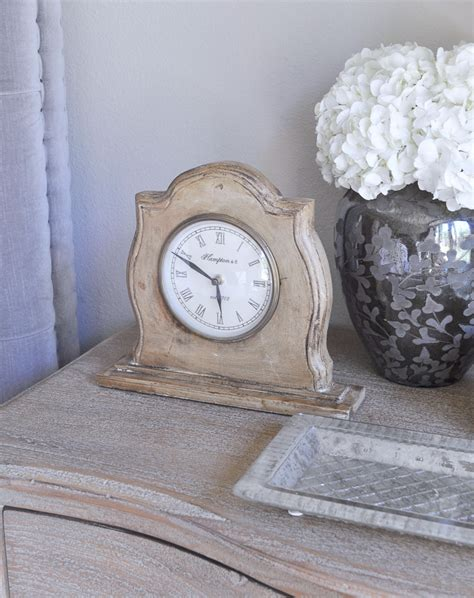 Bedside Table Clock The Nightstand Decor Form And Function Decor Gold Designs