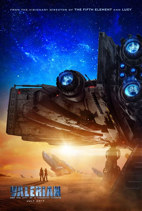 valerian and the city of a thousand planets trailer to luc besson s valerian and the city of a