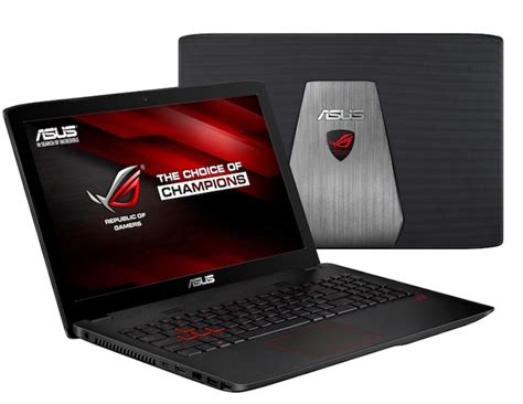 Laptop Asus For Gaming asus rog gl552jx gaming laptop launched at rs 80 990