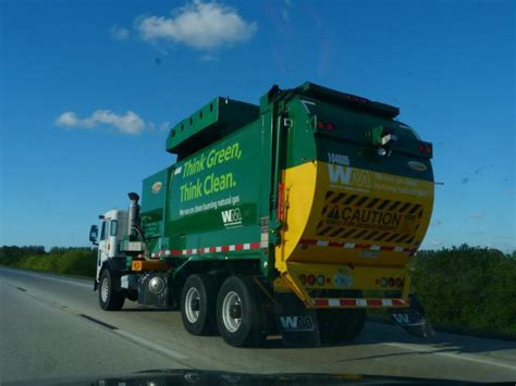 Mba Waste Services by Republic Services Launches Gas Powered Waste
