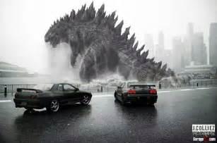 Godzilla Nissan Nissan Skyline Gtr Godzilla Cars