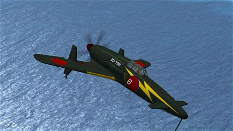 kyushu j7w1 shinden 1946 three pack for fsx