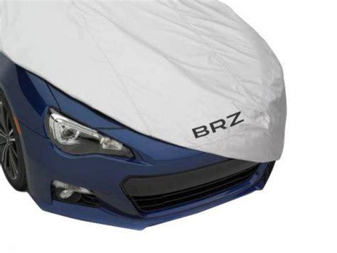 Subaru Car Cover by Subaru Genuine Oem Car Cover Brz