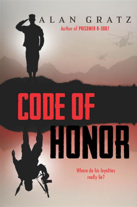honor books code of honor alan gratz