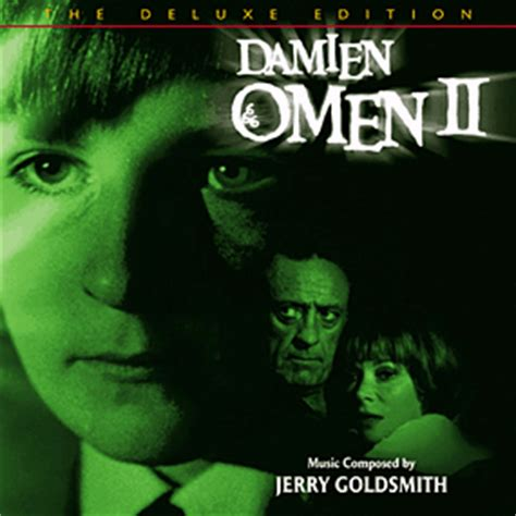 Kaset Ost From Motion Picture Runaway damien omen ii soundtrack 1978
