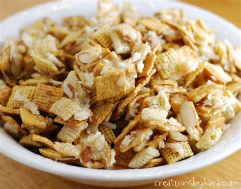 Granola Creations Original Mix 1kg Creation cereal snack mix recipes babble