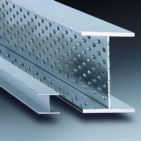 Steel Sections by Laser Fused Stainless Steel Beams Rendering Montanstahl