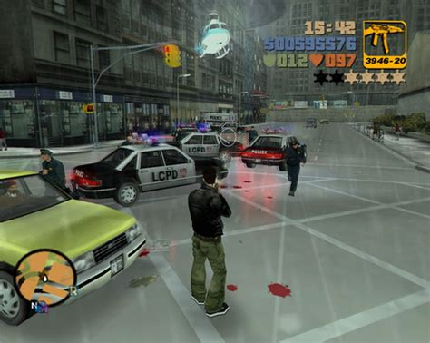 Grand Theif Auto Games by Pc Game Grand Theft Auto Action
