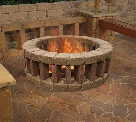 diy pit menards top 31 diy ideas to build a firepit on budget amazing