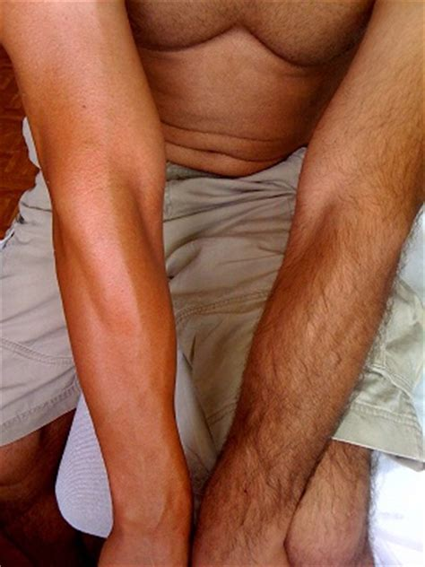 photos of men brazilian waxing before and after before after
