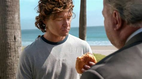 who does the arbys commercial arby s king s hawaiian roast beef sandwich tv commercial