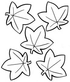 fall leaves coloring pages large leaf coloring page coloring home