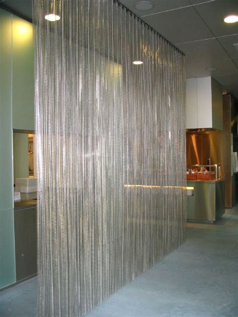 curtain wire room divider 10 best images about metal curtains room dividers and