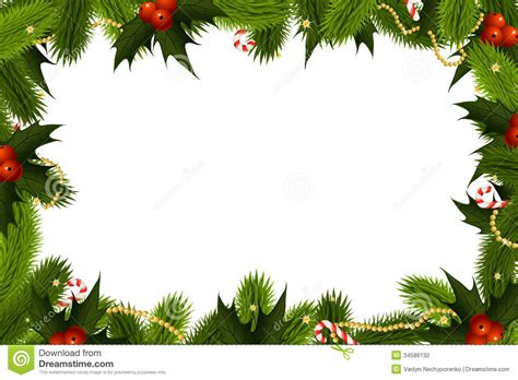 20 free christmas photo frame templates images free
