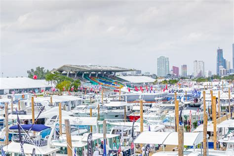 nmma miami boat show nmma members only lounge at the miami boat show