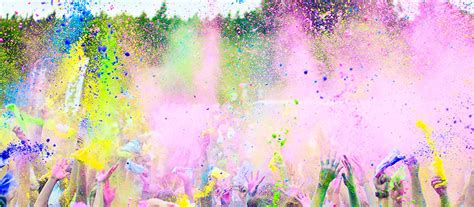 the color vibe color vibe 5k run