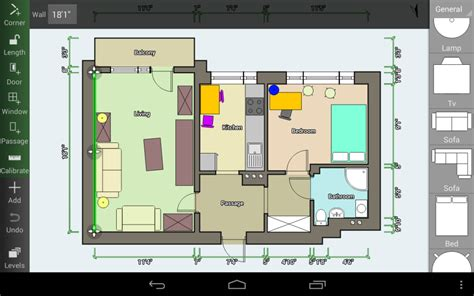 floor plan generator 5 awesome apps to help you plan your home s interior the house designers