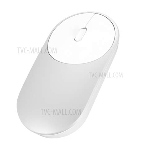 Xiaomi Mi Mouse With Wireless Dual Mode Connection 1 xiaomi mi portable mouse with bluetooth 4 0 2 4g dual