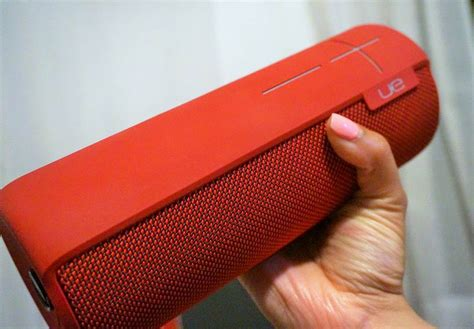 ue megaboom review   ultimate ears speaker
