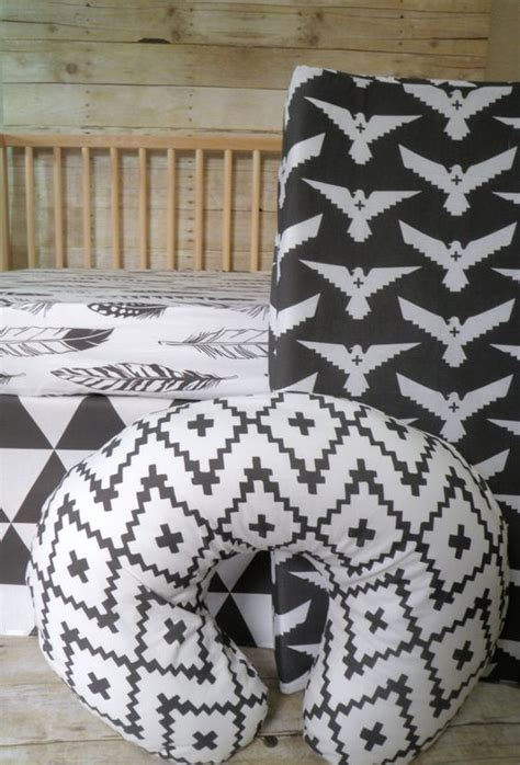 tribal baby bedding tribal baby bedding crib sheet skirt changing pad by