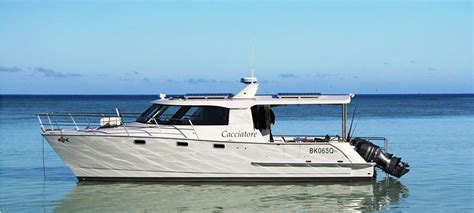 catamaran outboard lomocean design naval architecture and yacht design 12