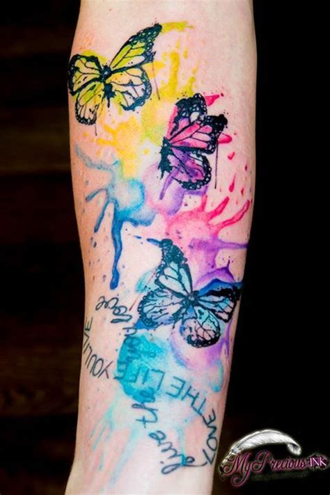 watercolor tattoo no outline 17 best images about my precious ink on