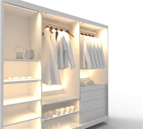 illuminazione armadi come illuminare cabina armadio