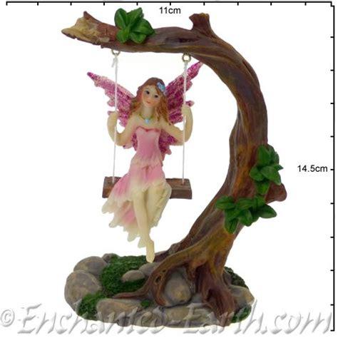 swinging cherries swinging flower fairy cherry blossom fairy