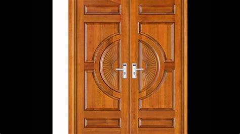 designer teak wood door teak wood door designs  india image youtube