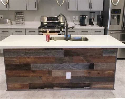 kitchen island reclaimed wood best 25 rustic kitchen island ideas on